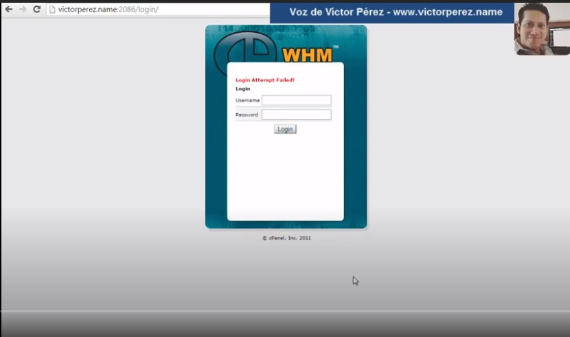 Manual de uso del Web Host Manager (WHM) de cPanel para resellers